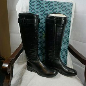 Tory Burch NWT Grace riding boots- Galleon-size8.5
